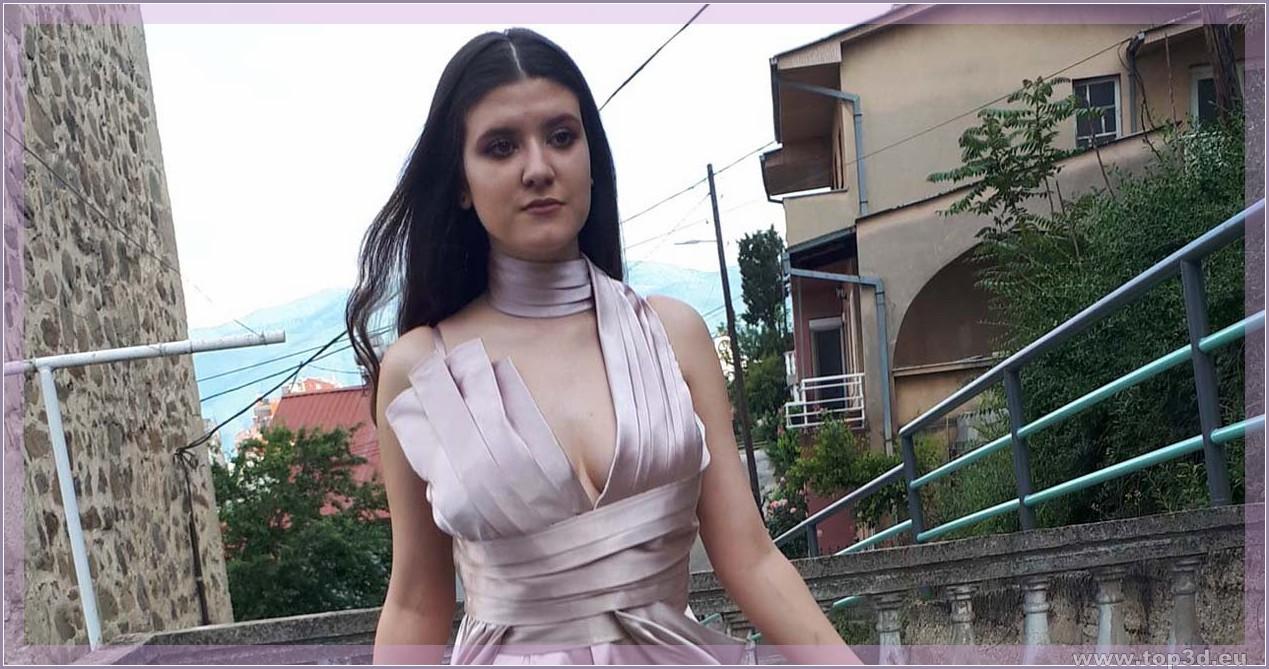 Викторија Пановска - Матурска 2019